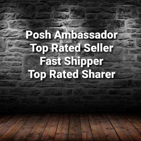 Accessories - Top Rated Seller, Posh Ambassador, Fast Shipper